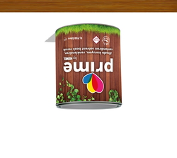 - Prime Solvent Wood Stain - Burma