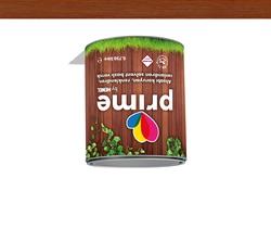 - Prime Solvent Wood Stain - Hazelnut