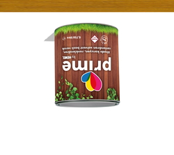 - Prime Solvent Wood Stain - Honey