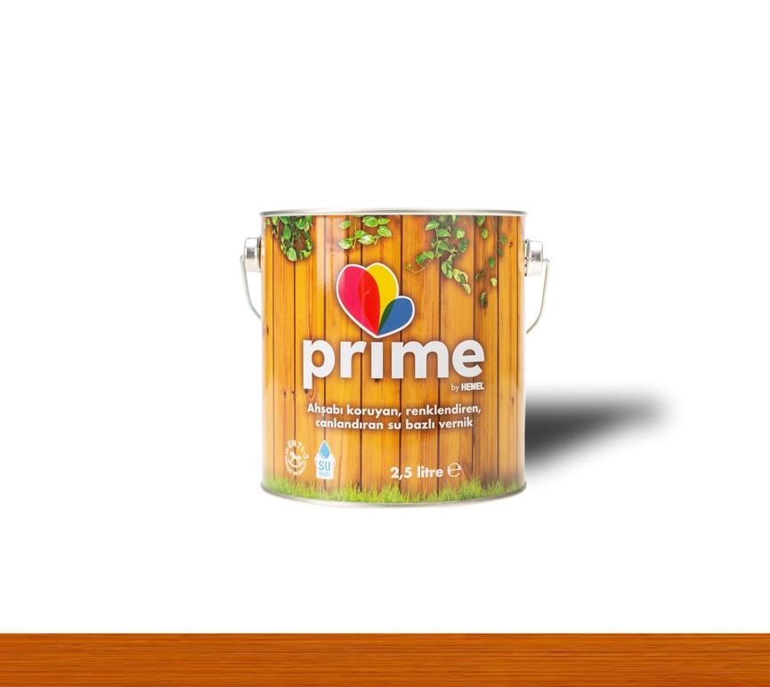 Prime Su Bazlı Ahşap Vernik - Tik